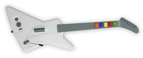 Контроллер игры «Guitar Hero III»