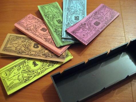 Рублёвые банковские чеки